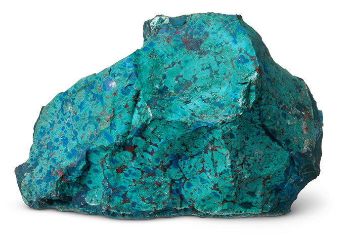 chryzokol-kamen